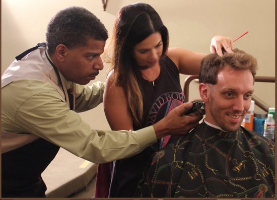 Barber Class for Cosmetologists
